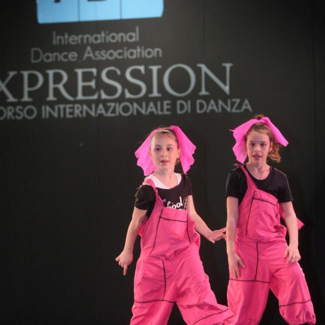 "Concorso Internazionale ""Expression""-Hip hop"