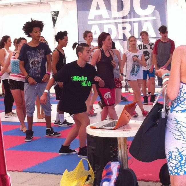 BORSA DI STUDIO - ADRIA DANCE CAMP-danza