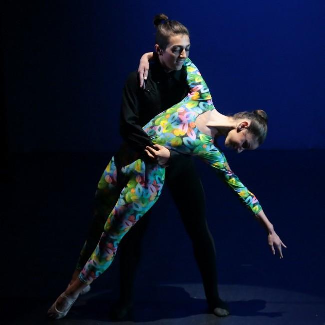 """Francesco e Maria superano l'audizione del progetto """"Danza e Professione""""-danza"""