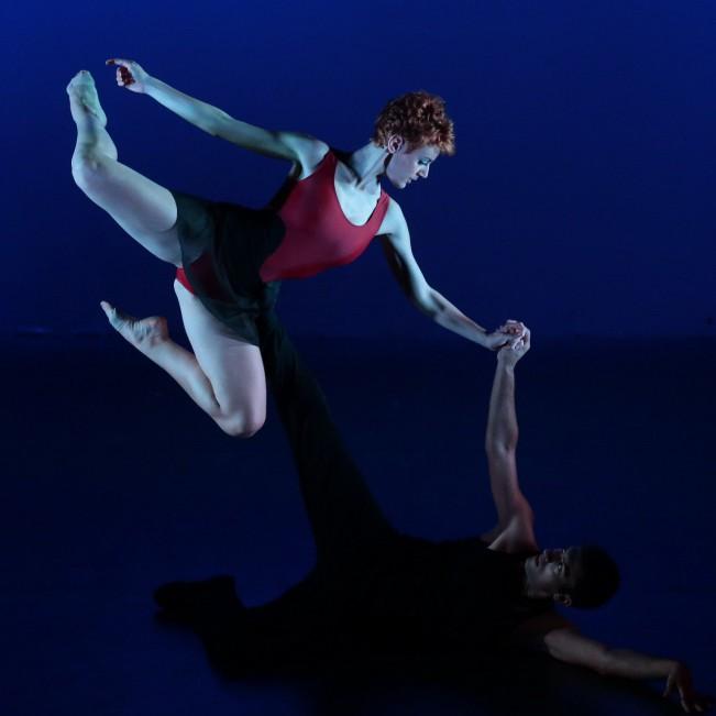 Ingresso nella compagnia sperimentale SIOUX SPELL FLOW di Rosaria Visone-danza