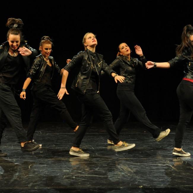 BORSA DI STUDIO - YO URBAN DANCE - OSTIA HIP HOP FESTIVAL-Hip hop