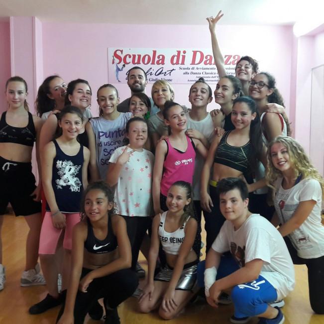 BORSA DI STUDIO - L.A. DANCE ITALY (Estate 2017)-danza