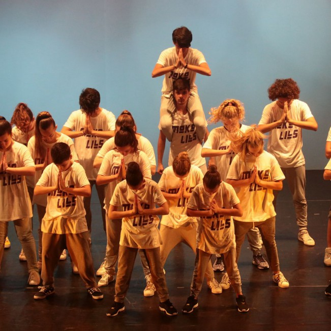BORSA DI STUDIO - DANCE EXPERIENCE di Palinuro -danza