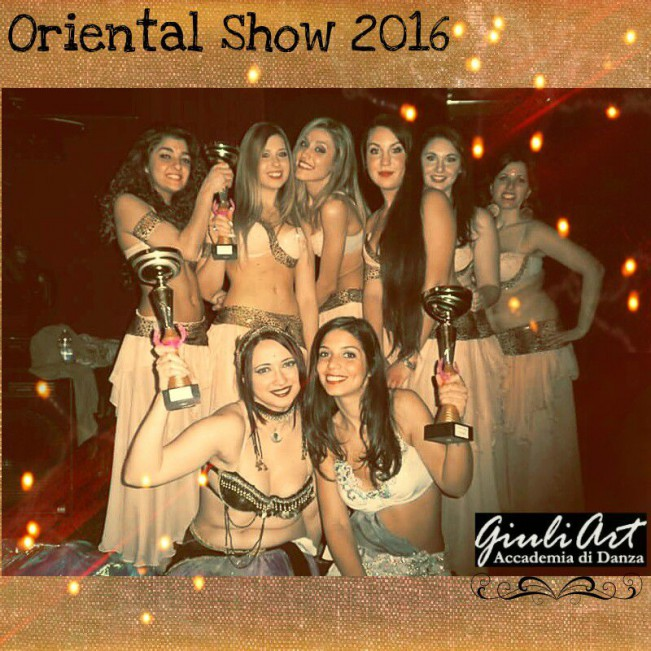 """Concorso """"Oriental Show""""-Danza del ventre"""