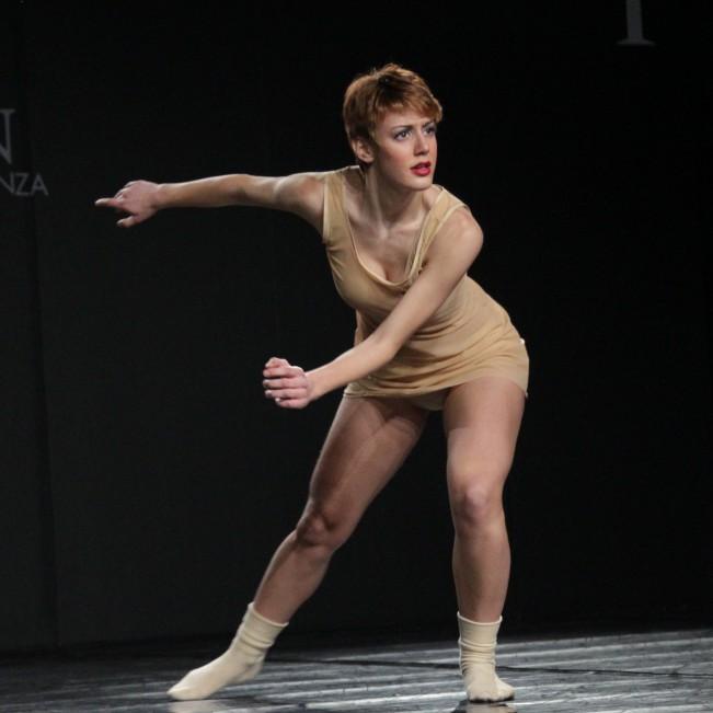 ATTESTATO PER MERITI ARTISTICI a Rosaria Visone-danza