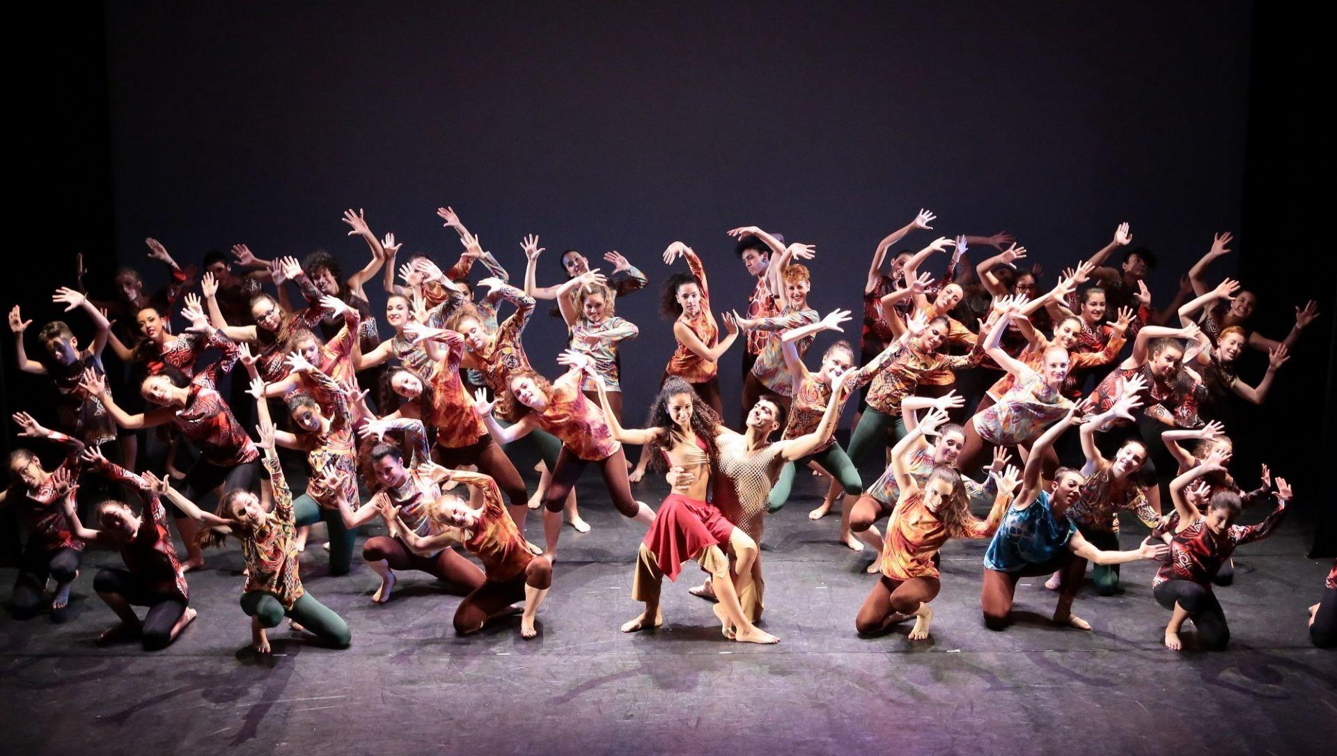 Scuola di Danza Moderna Napoli
