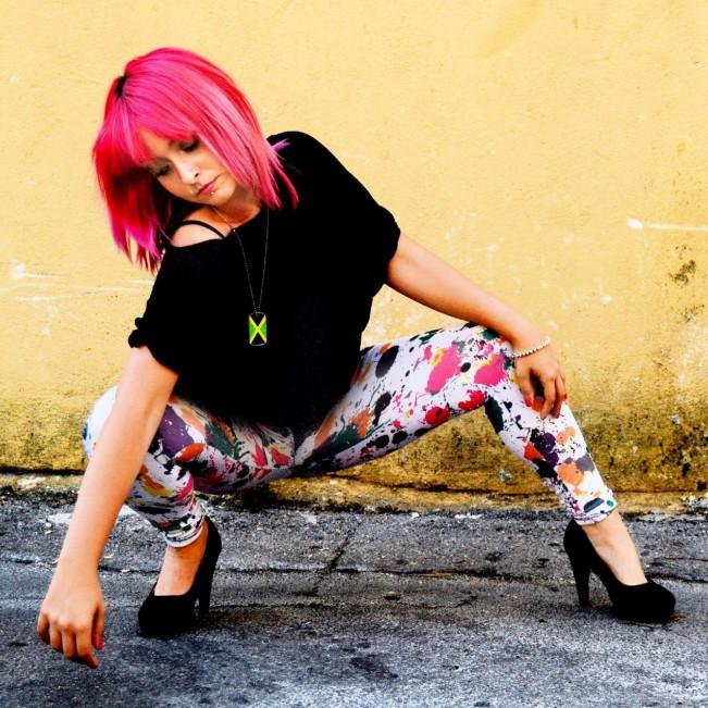 Kristina RicciardiDocente di dancehall e hip hop