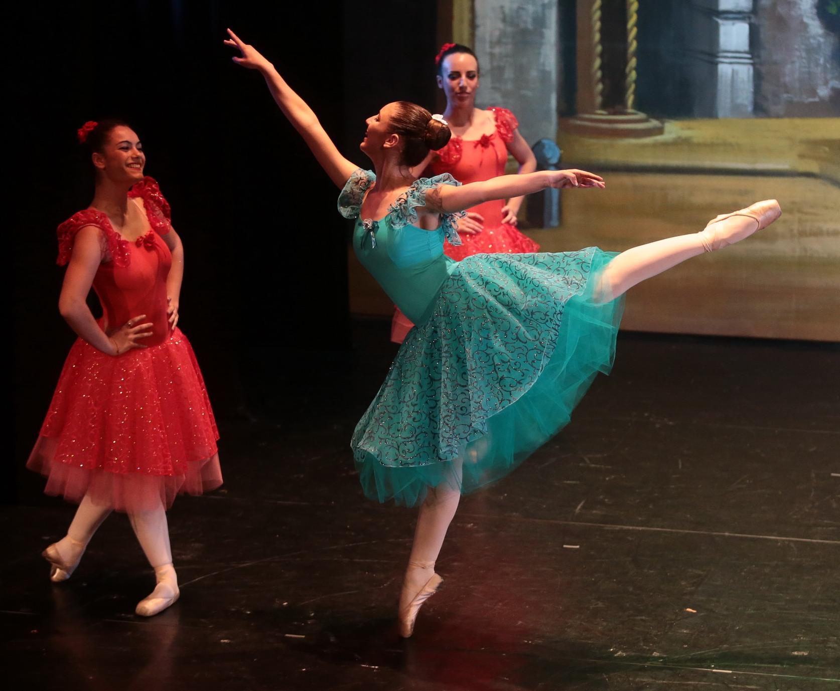 Danza Classica GiuliArt Academy Napoli