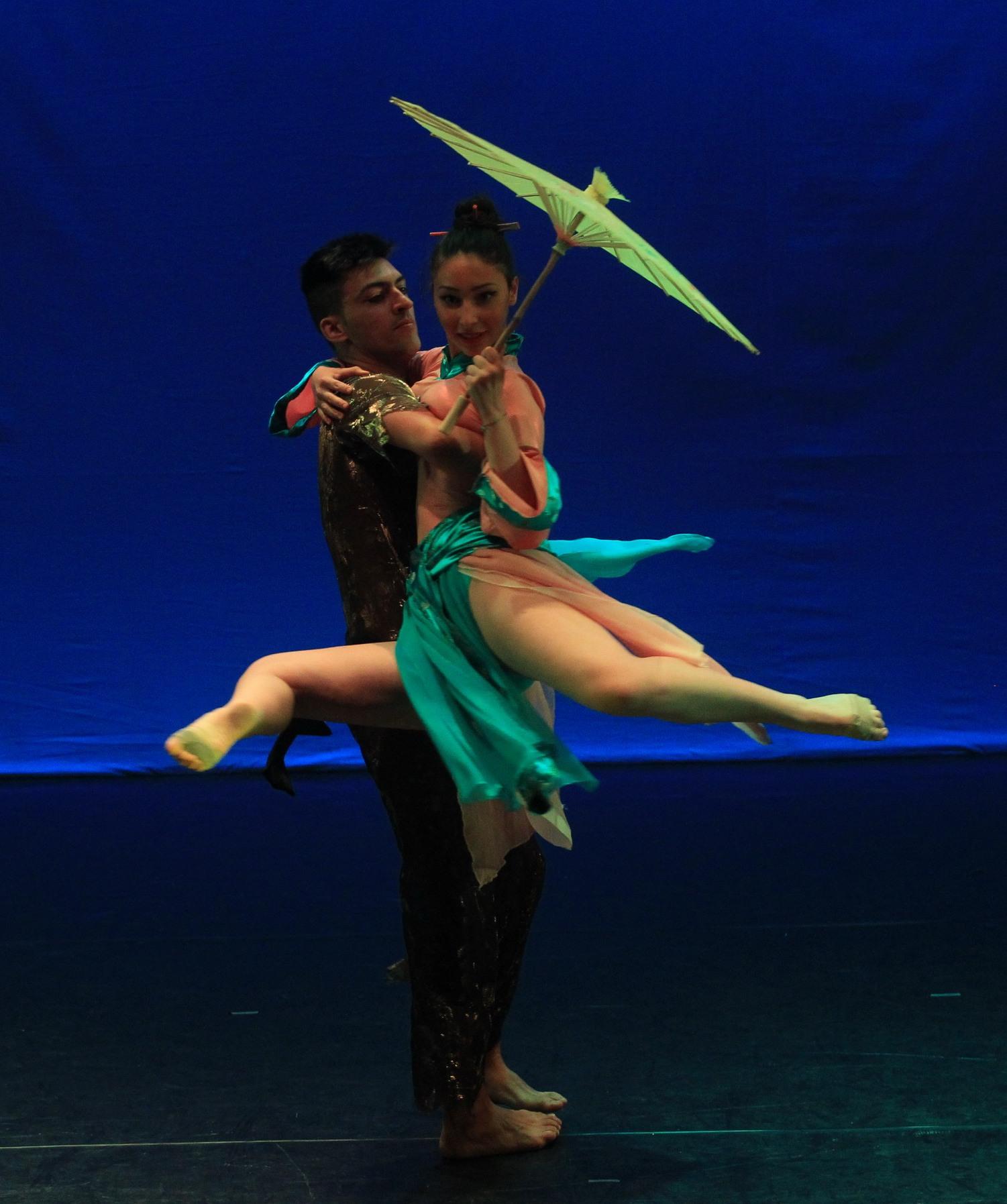 Danza Moderna GiuliArt Art