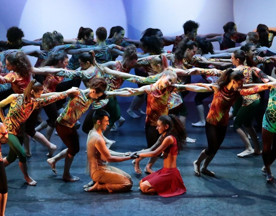 Danza Moderna GiuliArt Academy Napoli