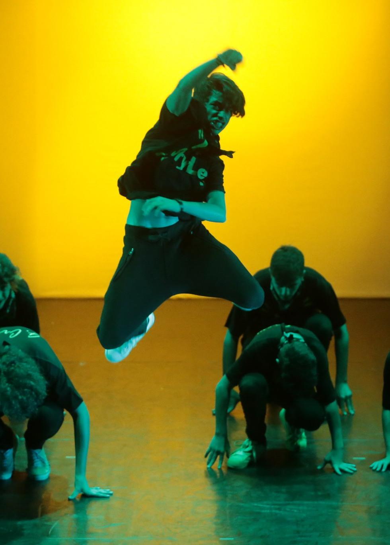 Hip Hop GiuliArt Academy Napoli 6