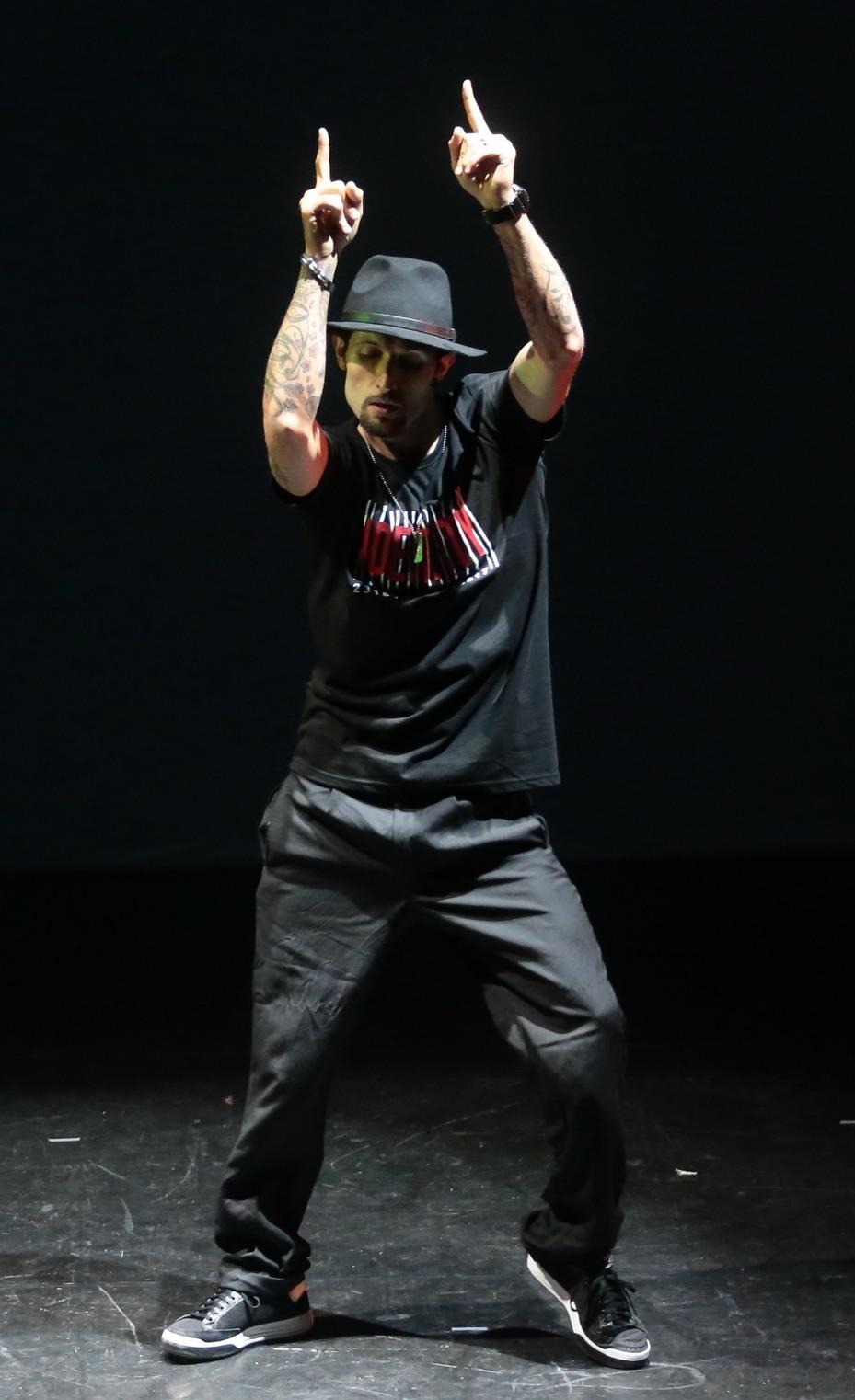 Hip Hop GiuliArt Academy Napoli 8
